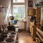 cozinha da república universitária